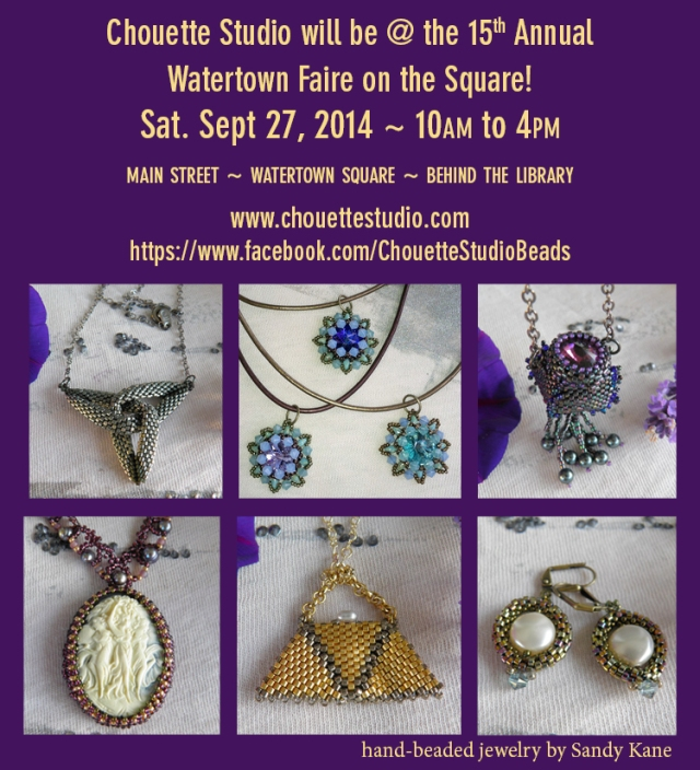 vending at Watertown Faire on the Square Sept 27 2014